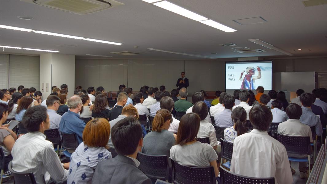 第2回 HubSpot User Group(HUG)tokyo(2015年08月03日開催)
